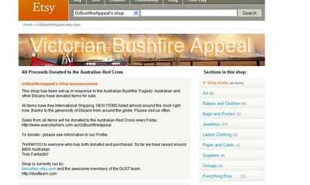 Etsybushfire